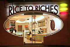 rice to riches
